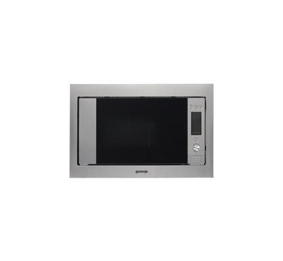 Gorenje 30L Buit-In Microwave oven with grill,900W, Stainless steel