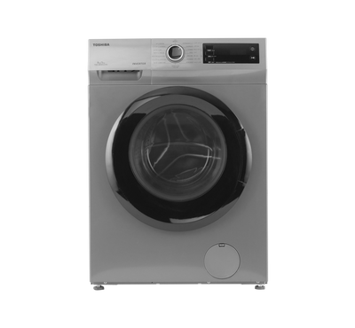 Toshiba Front Load Washer Dryer Combo 8/5Kg Real Inverter,16 Programe,Silver