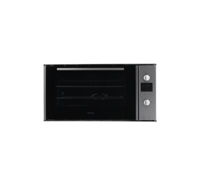 Gorenje 89L Buit-In Electric Multifunction Oven, 2900W, Stainless Steel