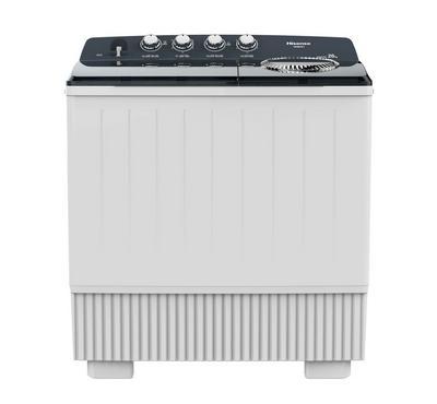 Hisense 20.0KG Washing Machine Twin Tub Plastic Body White