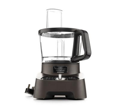 Moulinex Food Processor, Double Force Manual, 1000W, Bowl Capacity 3L,Gray