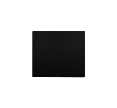 Gorenje Built in glass ceramic hob, Touch controls, 4 HiLight heating zones, Black