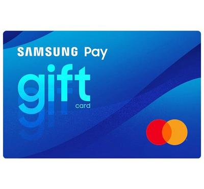 Samsung Pay 10BD Gift Card.