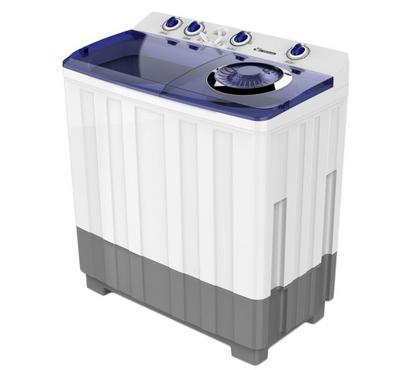 Daytek 15kg Semi Automatic Washing Machine, Air Dry, 220-240V, White.