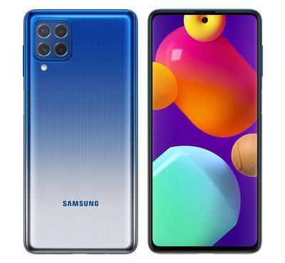 Samsung Galaxy M62 ,4G, 128GB, Blue