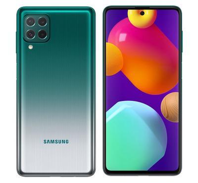 Samsung Galaxy M62 ,4G, 128GB, Green