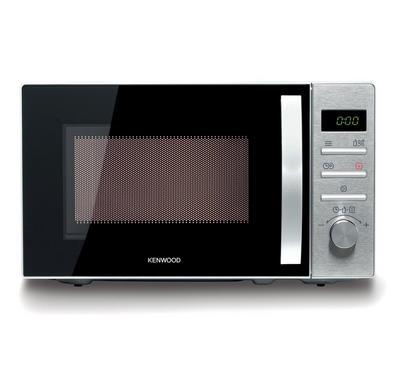 Kenwood 22 Ltr M-Wave Digital Microwave, 800 Watts, Silver&Black.