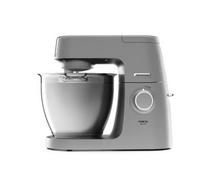 Kenwood 1400W Kitchen Machine Chef XL. 6.7 Ltr Capacity, Silver.