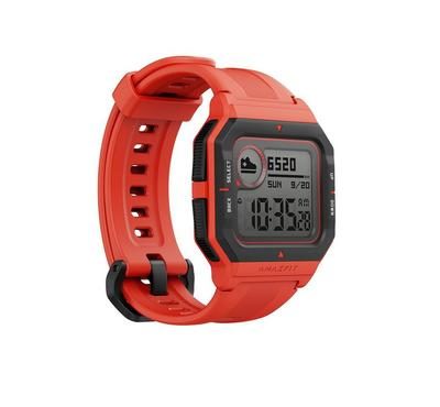 Amazfit NEO A2001 40mm Sport Fitness Smartwatch ,Red