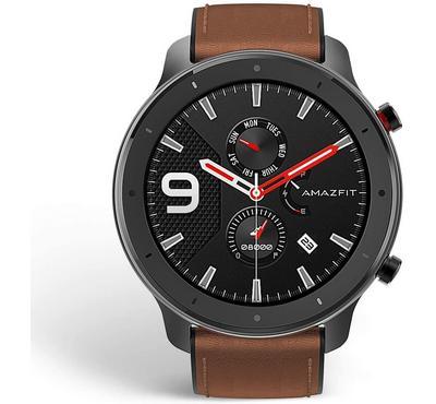 Amazfit GTR 47MM A1902 47mm Fashion Fitness Smartwatch,Aluminum Alloy Grey