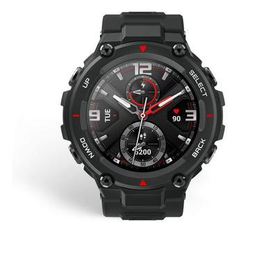 Amazfit T-REX 47mm Sport Military Grade Smartwatch, Rock Black