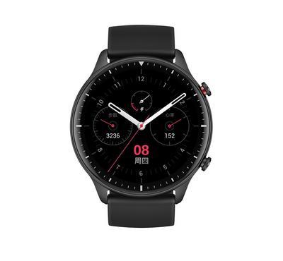 Amazfit GTR 2 SPORT EDITION A1952 46mm Fitness Smartwatch,Obsidian Black