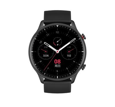 Amazfit GTR 2 CLASSIC EDITION A1952 46mm Fitness Smartwatch,Stainless Black
