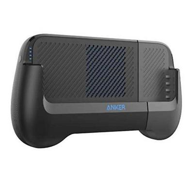 Anker PowerCore Play 6K Mobile Game Controller, 6700 mAh Power Bank, Black.