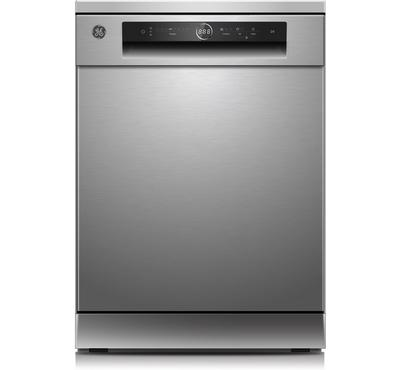 GE Dishwasher, 14 Place Settings, 8 Programs, Self Cleaning Filter, Steel