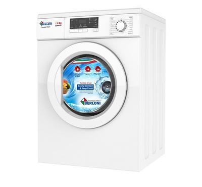 Berloni 7.0KG Vented Tumble Dryer Digital Display 2350W White