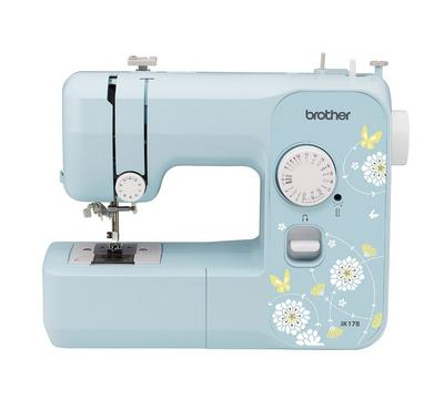 Brother, Sewing Machine, Elegant Design, 220-240V, White