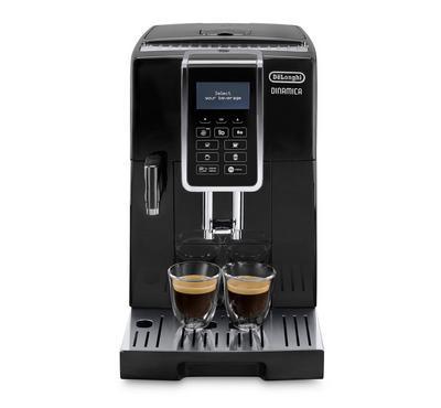 Delonghi Fully Automatic Coffee Machine, 1450W, 1.8L,Black