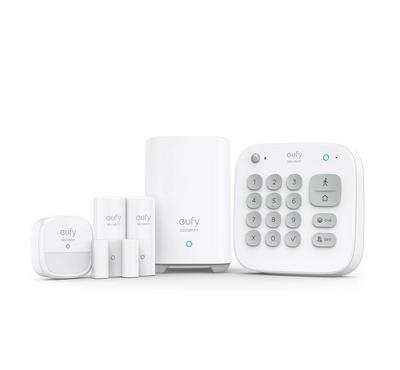 Eufy, Security Alarm Kit Homebase + Motion + Keypad + 2x Entry sensor