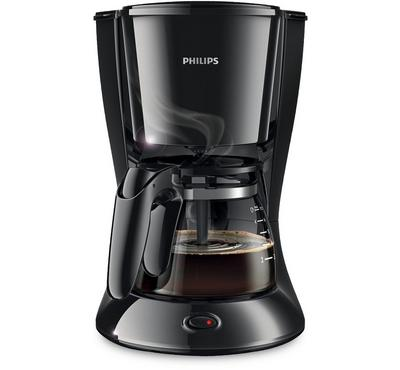 فيليبس ماكينة صنع القهوة، 0.6 لتر، 750 واط، أسود