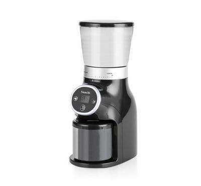 Saachi 3 in 1 Coffee Grinder, Digital Control, 220-240, Black.