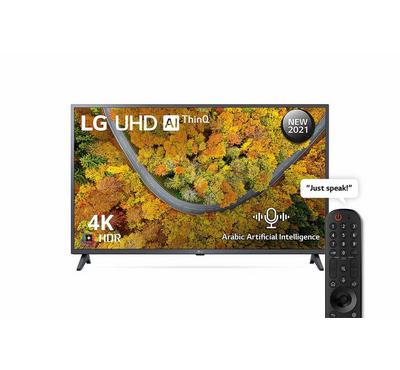 LG 43 Inch, 4K HDR SMART UHD TV, 43UP7550PVG