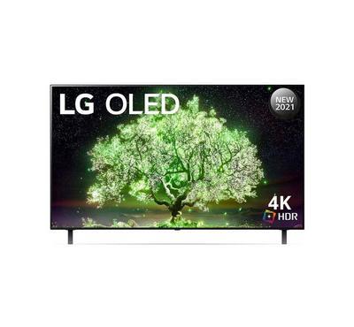 LG 55 Inch, 4K HDR Smart, OLED TV, OLED55A1PVA