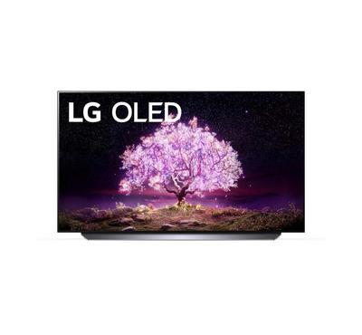 ال جي، تلفزيون 55 بوصة، فائق الوضوح، ذكي OLED55C1PVB