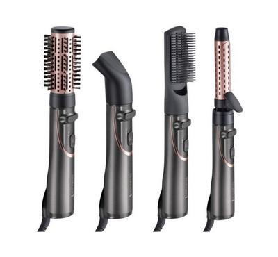 Remington Hair Starightner, Curl & Straight,  Black.