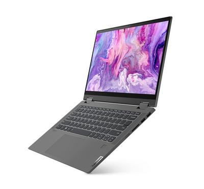 Lenovo IdeaPad Flex 5, Core i7, 14 Inch, 16GB, 512GB, Grey