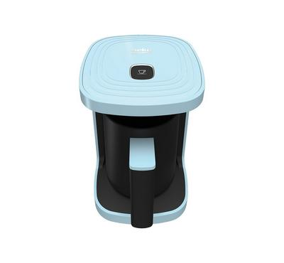 Beko Automatic Turkish Coffee Maker,4Cups, Plastic Body, 600W, Blue