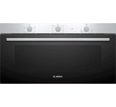 Bosch 90x40 Builtin Oven, Net Capacity 85 Ltrs, 2 Glass Cool Door, Cooling Fan, Gray.