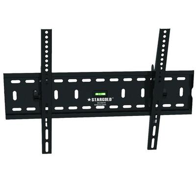 Stargold, 32-70-Inch LED TV Wall Bracket Tilt 55KG Max, Black