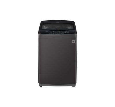 LG 18kg Top Load Automatic washer, Black.