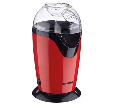 Meenumix 40g Mini-Popcorn Maker Plastic Body 1200W Black/Red