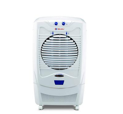 Bajaj 54 Ltr Desert Air Cooler, White.