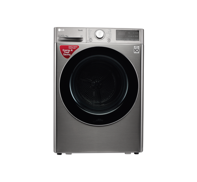 LG 9 Kg Dual Inverter Heat Pump Dryer, VCM