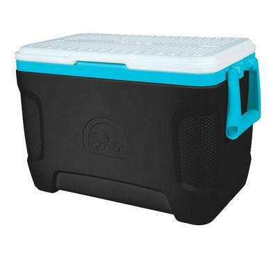 Igloo, 25Qt, Ice Box, Black