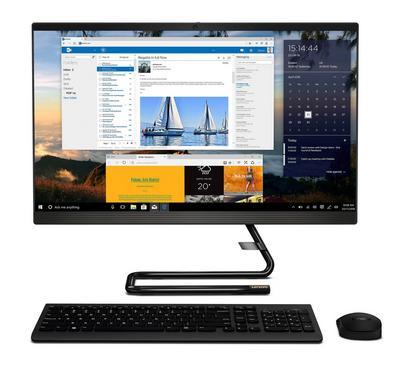 Lenovo, IdeaCentre 3 AIO, Core i5, 23.8 Inch, 8GB, 1TB, Black