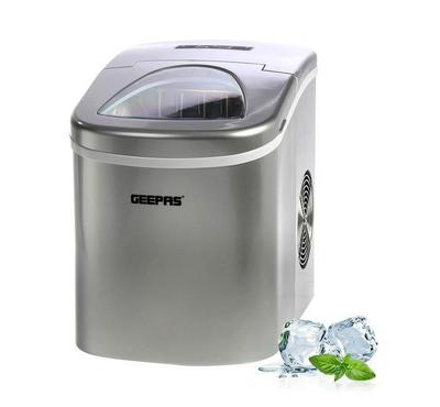 Geepas 2.2L Ice Cube Maker 100W Silver