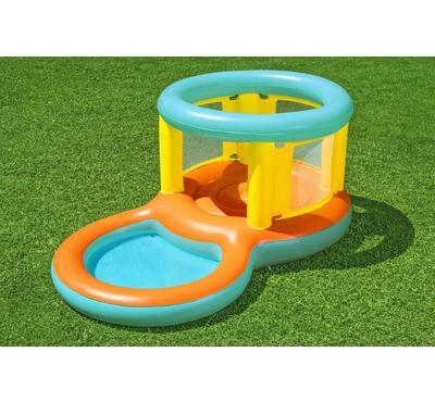 Bestway, Jumptopia Bouncer And Play Pool 239X142X102Cm