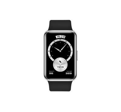Huawei Watch Fit Elegant, 1.64 Inch Amoled Screen, Midnight Black
