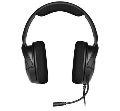 Corsair HS45 Surround Carbon Headset, Black