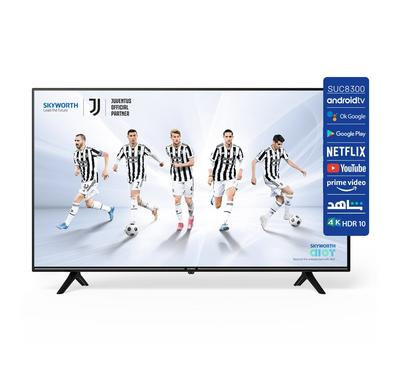 Skyworth, 65 Inch 4K UHD, Smart LED TV, 65SUC8300