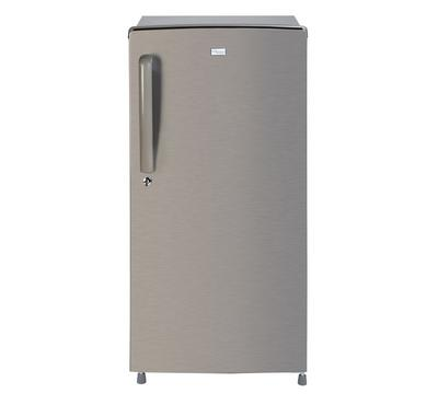 Super General 221 Ltrs Single Door Refrigerator, 192 Ltrs Net Capacity,Silver