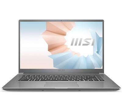 MSI Prestige 15 A11SCX, Core i7, 14 Inch, 16GB, 1TB, Silver