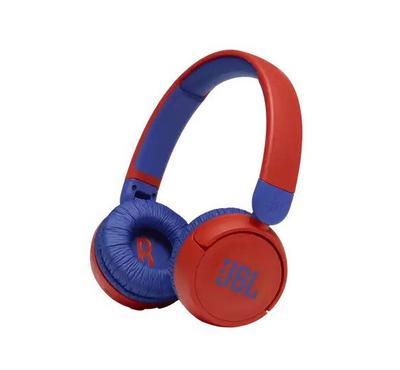 جي بي ال كيدز سماعات لاسلكية ، احمر.