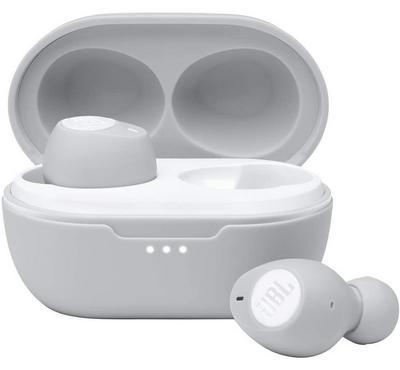 JBL True Wireless Earbuds , 21 Hours Battery Life, White