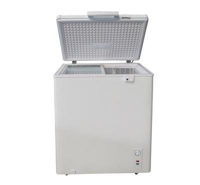 DE 220 Ltr Net Capacity Chest Freezer, White.