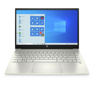 HP Pavilion, Core i5, 14 Inch, 8GB, 512GB, Gold